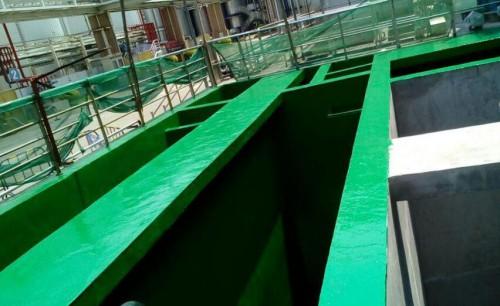 玻璃钢防腐水池